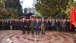 Besni'de Atatürk anıldı