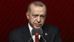 Cumhurbaşkanı Erdoğandan son dakika açıklaması: Hakkaride dört evladımız şehit oldu