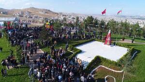 Şanlıurfa'da, Karabağ Kardeşlik Parkı açıldı
