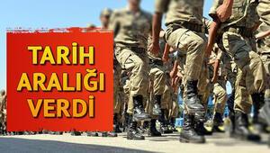 Bedelli askerlik 4. celp dönemi başvuruları ne zaman açıklanacak Milli Savunma Bakanı Hulusi Akardan tarih açıklaması