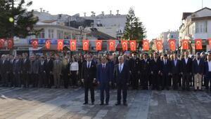 Atatürk Demrede özlemle anıldı