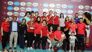 U23 Kadın Milli Takımı Dünya Şampiyonasına hazır