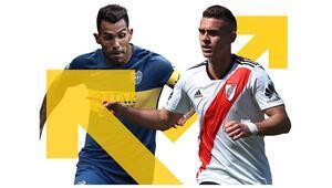 Copa Libertadores finali Superclasico İlk maçın iddaada favorisi ise...