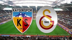 Kayserisporda 6, G.Sarayda 7 futbolcu yok iddaa tarihinde ilk kez...