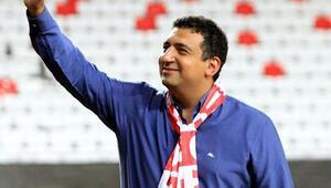 Ali Şafak Öztürk: Verilen zarar yönetimimize değil, Antalyaspora