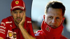 Vettelden Schumacher açıklaması: Tahmin yürütmek zor ama...