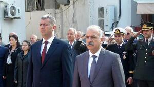 Samandağ, Ulu Önder Mustafa Kemal Atatürk'ü andı
