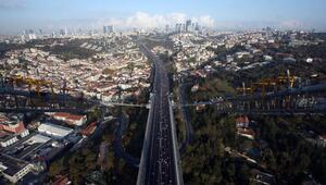 Vodafone 40. İstanbul Maratonu start aldı... Yarışta rekorlar kırıldı...