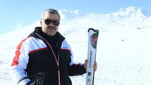 Erciyes Kış Sporları Merkezinden enflasyonla mücadeleye destek