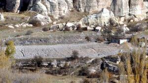 Kapadokya'da uydu görüntülerine göre yıkım yapılacak