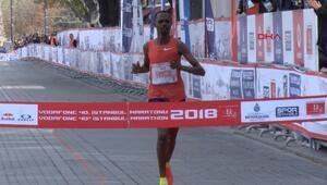 Vodafone 40ıncı İstanbul Maratonunda birinciler belli oldu