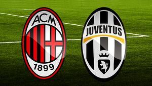 Milan Juventus maçı ne zaman saat kaçta hangi kanalda