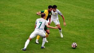 Osmaniyespor FK – Esenler Erokspor: 1-1