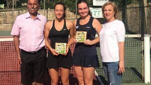 Zeynep Sönmezden ITF Turnuvasında ikincilik
