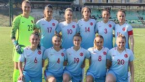 A Milli Kadın Futbol Takımı, Gürcistanı yendi