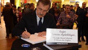 Başkan Ataç: Atatürk sevdası kalbimize işlemiş