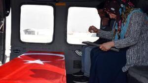 Şehit er İbrahim Özkur, Muşta son yolculuğuna uğurlandı/ Ek fotoğraflar