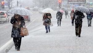 Son dakika: Meteoroloji yeni haftanın hava durumunu yayınladı Kar geliyor