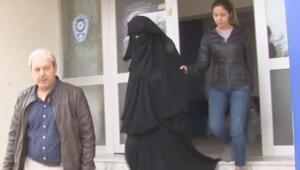 Atatürke hakaretten gözaltına alınan genç kız tutuklandı