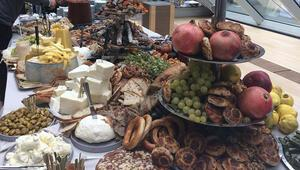 Göbeklitepe ve Türk mutfağı Brükselde tanıtıldı