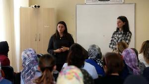 YENİMEK kursiyerlerine LÖSEV semineri
