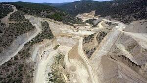 Kılavuzlar Barajı 2019da tamamlanacak