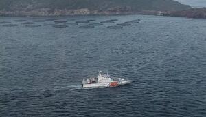 Dikilide göçmen teknesi battı: 10 kayıp
