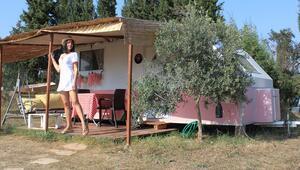 Seyahatte yeni moda: Karavan tatili