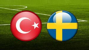 Türkiye İsveç maçı ne zaman Milli maçlar başlıyor