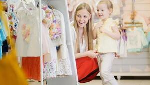 Bebek ve çocuk giyimi piyasası 600 milyon liraya ulaştı