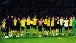 Borussia Dortmund 3-2 Bayern Münih (MAÇ ÖZET)