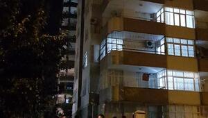 8inci kattan düşen çocuk, öldü