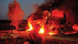 Gazze'ye baskın bölgeyi karıştırdı