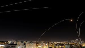 Son dakika... İsrail Gazze Şeridine hava saldırısı başlattı