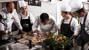 Gaziantep'in yöresel yemekleri MSM'de değer buluyor