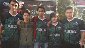 Wolfcity Ankara Turnuvası'nda şampiyon COLLECTORS takımı oldu