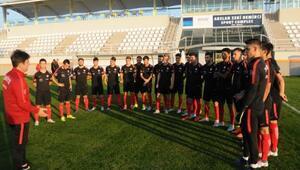 U19un rakibi İzlanda