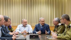 Netanyahu güvenlik kabinesini topladı