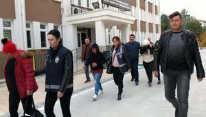 Amasyada fuhuş operasyonu: 13 gözaltı