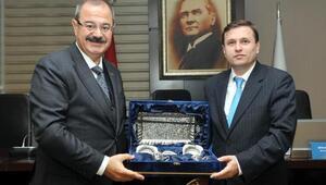 Gaziantepte, Ticaret politikası toplantısı
