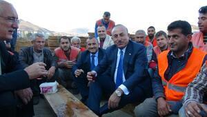 Bakan Çavuşoğlu: Sadece dağda teröristle mücadele yetmez (2)