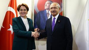 Kılıçdaroğlu ile Akşener görüşmesinden ilk açıklama: Ortak mutabakat...