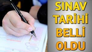 AÖL sınavları ne zaman yapılacak AÖL 1. Dönem sınav tarihleri