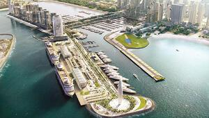 Dubai'de marinalara 'Doğuş' imzası