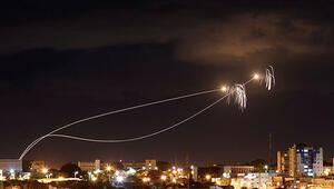 İsrailden flaş iddia... O füzeler hangi ülke yapımı