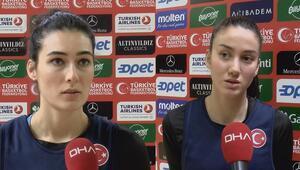 A Milli Kadın Basketbol Takımı hedefe kilitlendi
