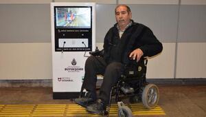 Akülü sandalye şarj istasyonlarının sayısı artacak