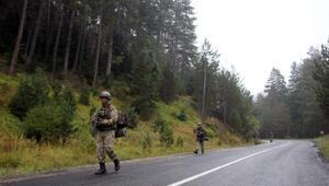 Marmariste darbecileri yakalayan tim, Karadenizde PKKnın kabusu oldu