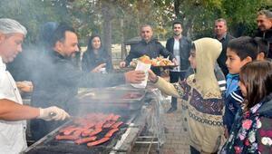 SODES Yarınların Umudu Gençler projesinde 150 çocuğa piknik