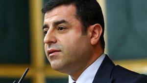 Demirtaşın Davutoğluna hakaret davasında karar